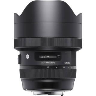 Sigma 12-24mm f/4 DG HSM Art Lens for Nikon