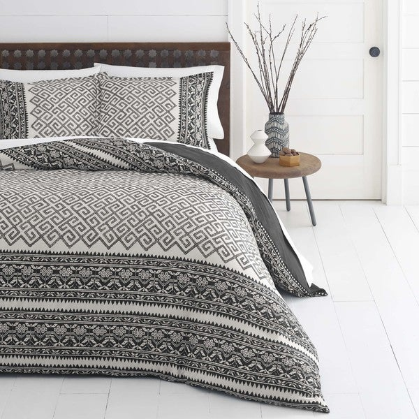 Azalea Skye Greca Borders Duvet Cover Set