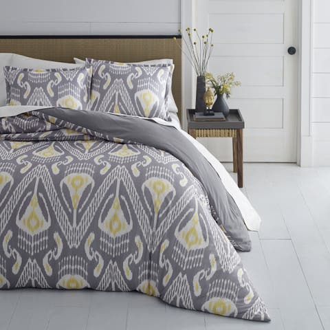 Azalea Skye Global Ikat Duvet Cover Set