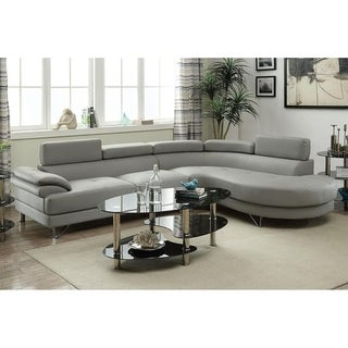 Jacob 2-piece Sectional Sofa Set (2 options available)