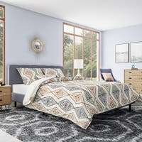 Azalea Skye Cusco Rhombus Comforter Bonus Set