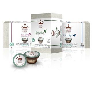 Link to GLORYBREW Variety Pack Coffee Pods for Keurig K-Cup Brewers (Set of 36/ 72/ 108) Similar Items in Kitchen Appliances