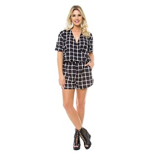 Sara Boo Tile Romper (3 options available)