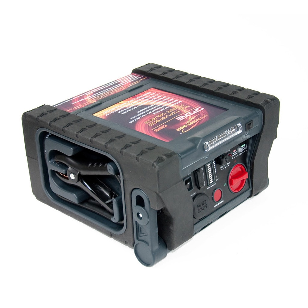 EPower 360 Spike Multi Power Source with 12V Jump Starter...