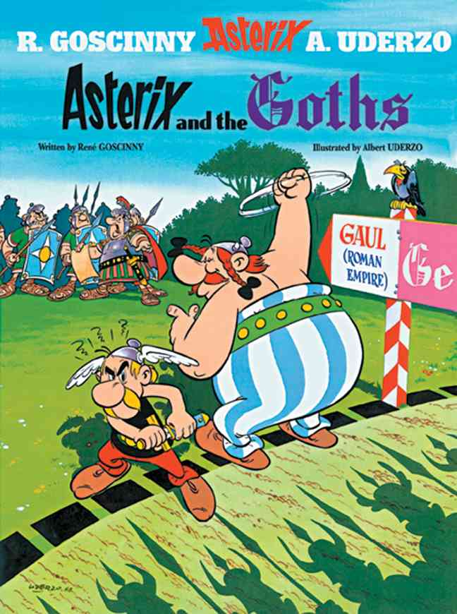 Asterix and the Goths (Hardcover)