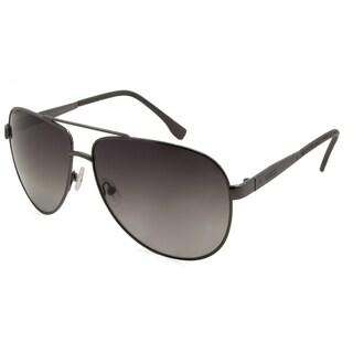Women's Guess Sunglasses-1020/Frame: Gunmetal Lens: Grey Gradient