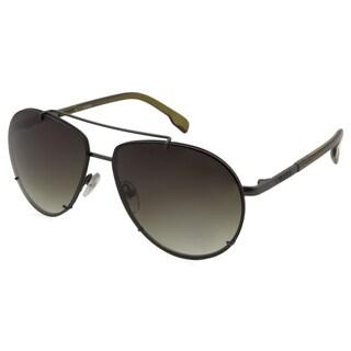 Women's Guess Sunglasses-6781/Frame: Gunmetal Lens: Green Gradient