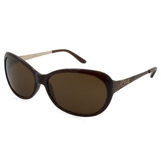 Women's Guess Sunglasses-7104/Frame - Black/ Lens - Black