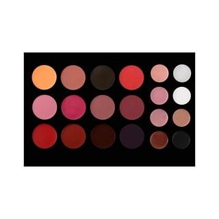 Crown 20-Color Pro Lip Palette