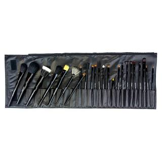 Crown 24-piece Professional Makeup Brush Set