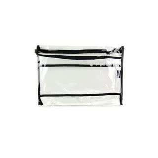 Crown Clear Large Cosmetic Bag