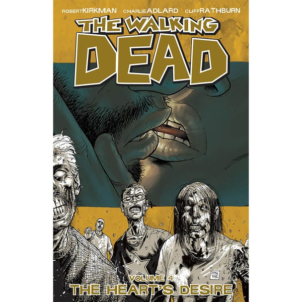 The Walking Dead 4: The Heart's Desire (Paperback)