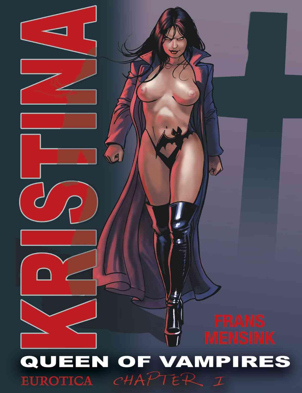 Kristina, Queen of Vampires (Paperback)