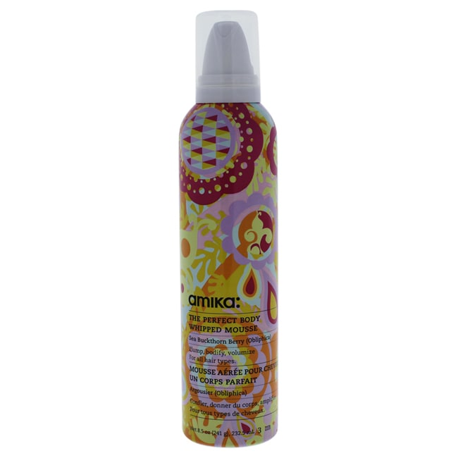 Amika The Perfect Body 8.5-ounce Whipped Mousse