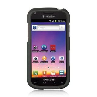Insten Hard Snap-on Rubberized Matte Case Cover For Samsung Galaxy S Blaze 4G SGH-T769 (T-Mobile)
