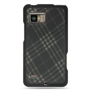 Insten Hard Snap-on Rubberized Matte Case Cover For Motorola Droid Bionic XT875 Targa