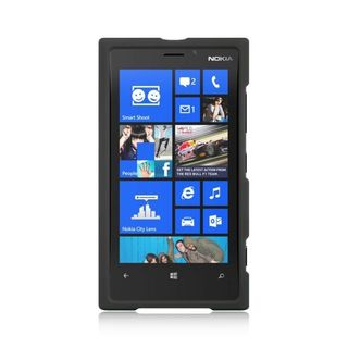 Insten Hard Snap-on Rubberized Matte Case Cover For Nokia Lumia 920