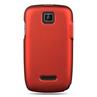Insten Hard Snap-on Rubberized Matte Case Cover For Motorola Theory WX430