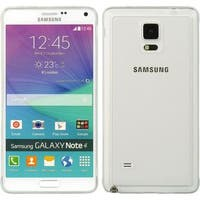 Insten Clear Hard Snap-on Case Cover For Samsung Galaxy Note 4