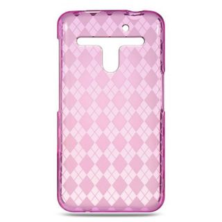 Insten TPU Rubber Candy Skin Case Cover For LG Esteem MS910/ Revolution VS910