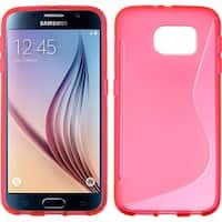 Insten TPU Rubber Candy Skin Case Cover For Samsung Galaxy S6 SM-G920
