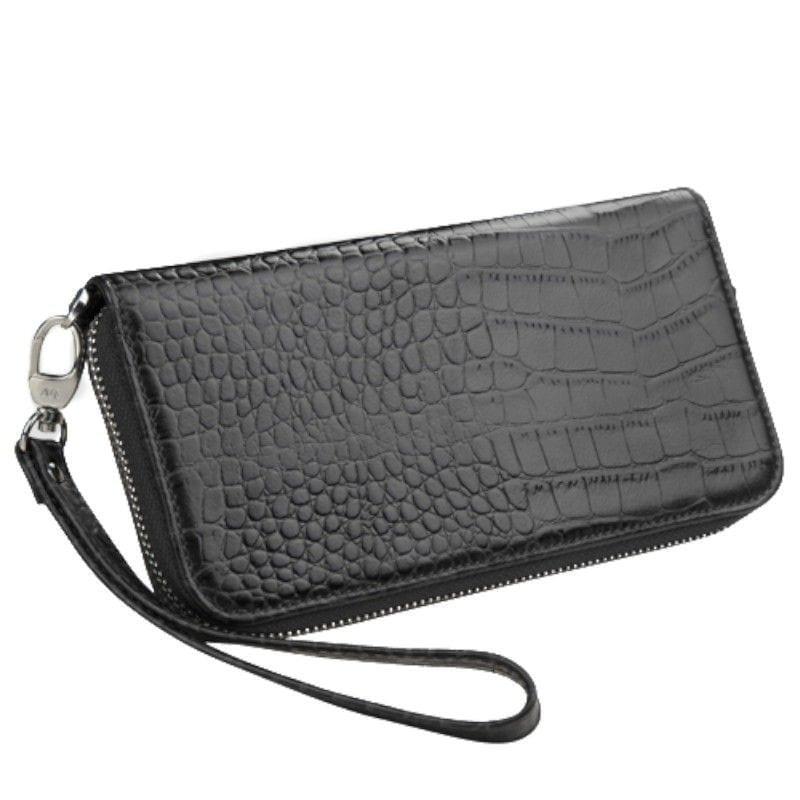 Insten Crocodile Embossed Genuine Leather Leather Case Co...