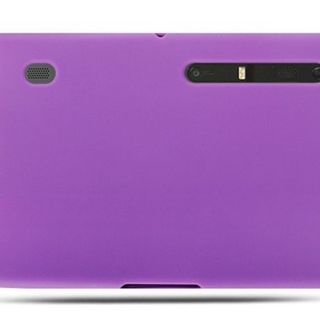 Insten Silicone Skin Gel Rubber Case Cover For Motorola XOOM