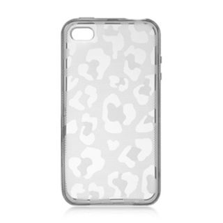 Insten TPU Rubber Candy Skin Case Cover For Apple iPhone 4/ 4S