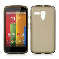 Insten Hard Snap-on Rubberized Matte Case Cover For Motorola Moto G 1st Gen