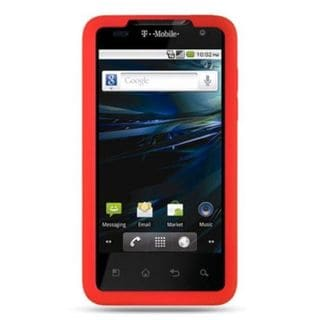Insten Silicone Skin Gel Rubber Case Cover For LG G2x