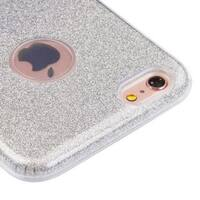 Insten Hard Snap-on Dual Layer Hybrid Glitter Case Cover For Apple iPhone 6 Plus/ 6s Plus