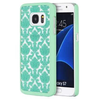 Insten Hard Snap-on Rubberized Matte Case Cover For Samsung Galaxy S7