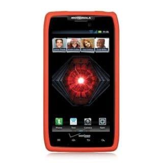 Insten Silicone Skin Gel Rubber Case Cover For Motorola Droid Razr Maxx