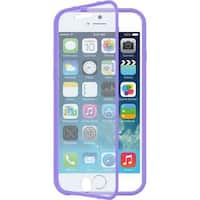 Insten Hard Snap-on Rubberized Matte Case Cover with Screen Protector For Apple iPhone 6
