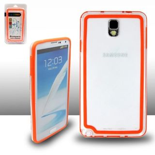 Insten TPU Rubber Candy Skin Bumper Frame For Samsung Galaxy Note 3