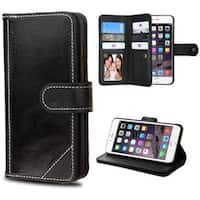 Insten Leather Case Cover with Stand/ Wallet Flap Pouch/ Photo Display For Apple iPhone 6 Plus/ 6s Plus