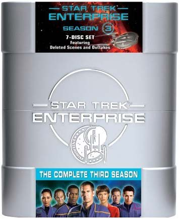 Star Trek: Enterprise The Complete Third Season (DVD)