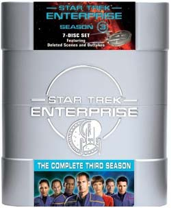 Star Trek: Enterprise The Complete Third Season (DVD)