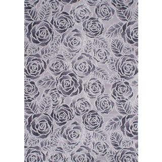 ecarpetgallery Handmade Elegance Grey Rug (5'3 x 7'7) https://ak1.ostkcdn.com/images/products/15802939/P22218332.jpg?impolicy=medium