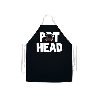 Pot Head Kitchen Apron
