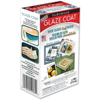 Famowood Glaze Coat Craft Pint Kit-Clear