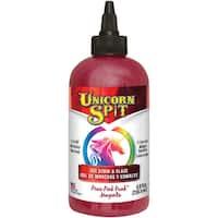 Unicorn Spit Wood Stain & Glaze 8oz-Pixie Punk Pink