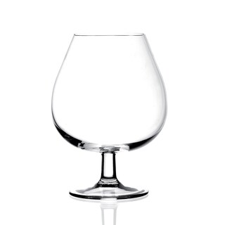 Invino Collection Crystal Brandy Sniffers, Set of 6