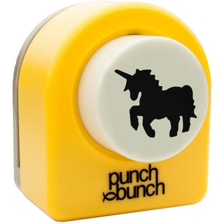 "Punch Bunch Large Punch Approx. 1.25""-Unicorn"