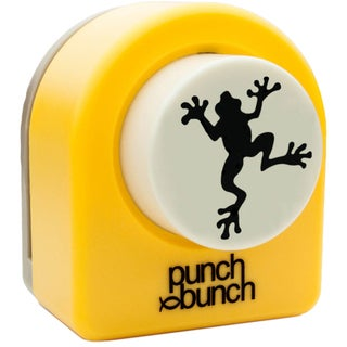 "Punch Bunch Large Punch Approx. 1.25""-Frog"
