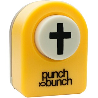"Punch Bunch Small Punch Aprrox. .4375""-Cross"