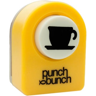 "Punch Bunch Small Punch Aprrox. .4375""-Teacup"