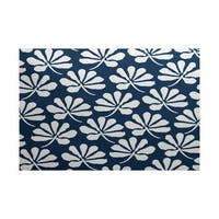 Ingrid Floral Print Indoor/Outdoor Rug