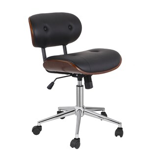 Porthos Home Button-Tufted Bancroft Office Chair