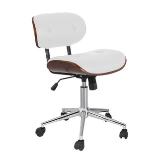 Porthos Home Button-Tufted Bancroft Office Chair (2 options available)
